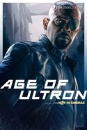 Avengers Age Of Ultron Unpublished Character Poster g JPosters