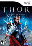 Thor Wii US cover