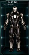 IM Armor Mark XVIII