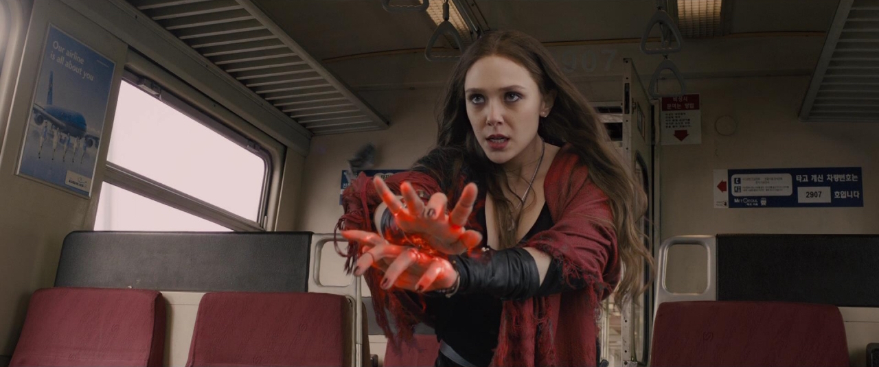 Image Scarlet Witch Betrays Ultron Aaou Jpg Marvel