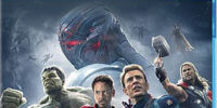 Avengers: Age of Ultron/Home Video