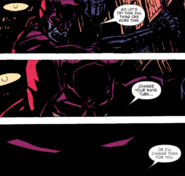 Threatening Daredevil
