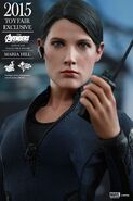Maria Hill hot Toys 4