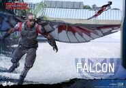 Falcon Civil War Hot Toys 1