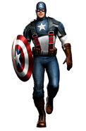 Captain America render-1