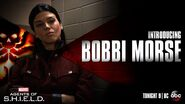 Introducing Bobbi Morse