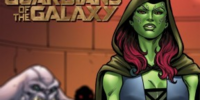 Guardians of the Galaxy Prequel Infinite Comic
