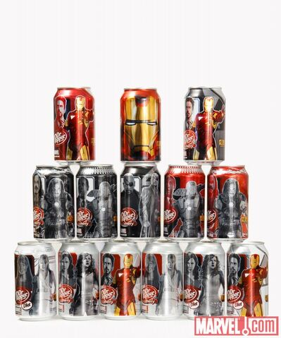 File:Dr Pepper IM2 cans.jpg