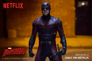 Daredevil Season Two Card