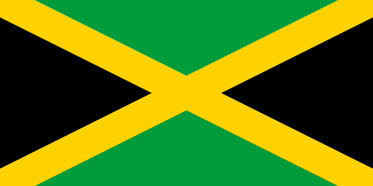 File:Flag of Jamaica.png