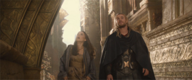 Jane & Thor