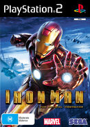 IronMan PS2 AU cover