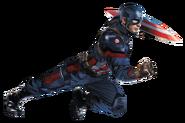 Civil War Cap 3 Char art