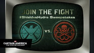 SHIELD vs HYDRA Sweepstakes