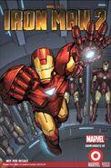 Iron man target