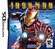 IronMan DS IT cover