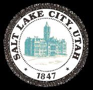 Seal of Salt Lake City