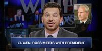 WHiH Ross meets with president