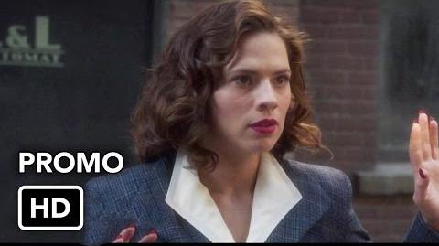"""Marvel's Agent Carter 1x06 """"A Sin to Err"""" - Promo"""