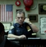Desk Sergeant Thomas
