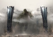 AOU Hulk's Containment Shield