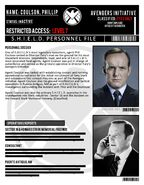 Phil Coulson File