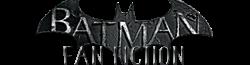 Batman Fanfiction Wordmark