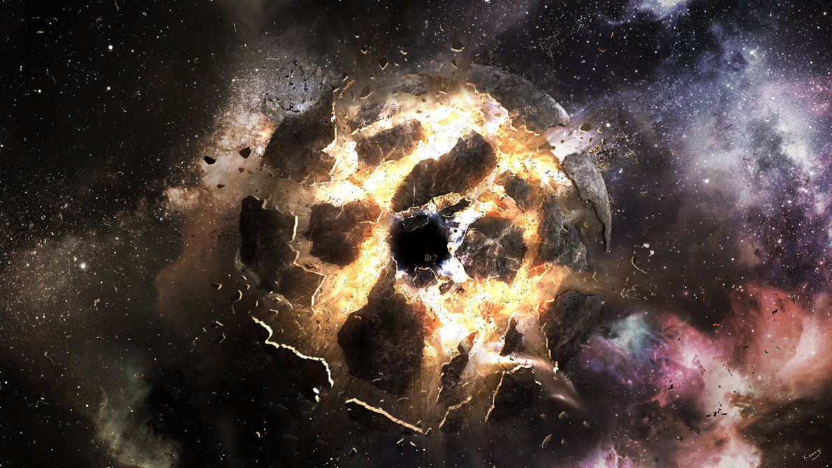 File:Exploding_planet_by_bftws D5lybes on Real Planets Wallpapers Hd