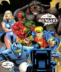 Avengers (Earth-9904) from Avengers Forever Vol 1 5 0002