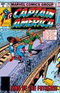 Captain America Vol 1 246 Direct
