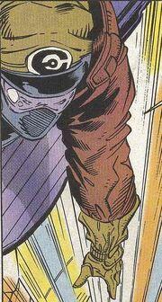 Carlotti (Earth-928) Spider-Man 2099 Annual Vol 1 1