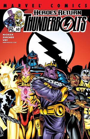 Thunderbolts Vol 1 60