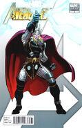 Avengers Vol 4 5 Thor Variant