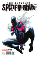 Superior Spider-Man Vol 1 17 Coipel Variant