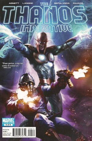 Thanos Imperative Vol 1 6