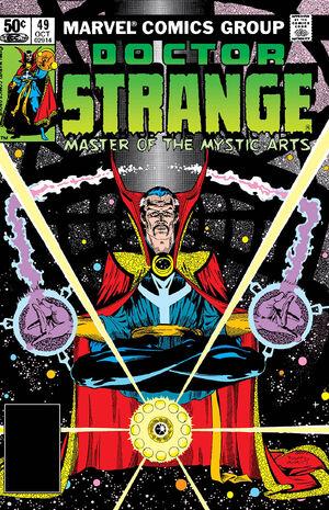 Doctor Strange Vol 2 49