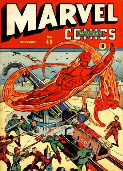 """Résultat de recherche d'images pour """"marvel mystery comics 49"""""""