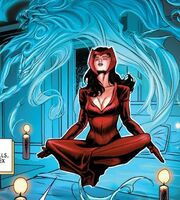 Wanda Maximoff (Earth-616) from Uncanny Avengers Annual Vol 1 1 001