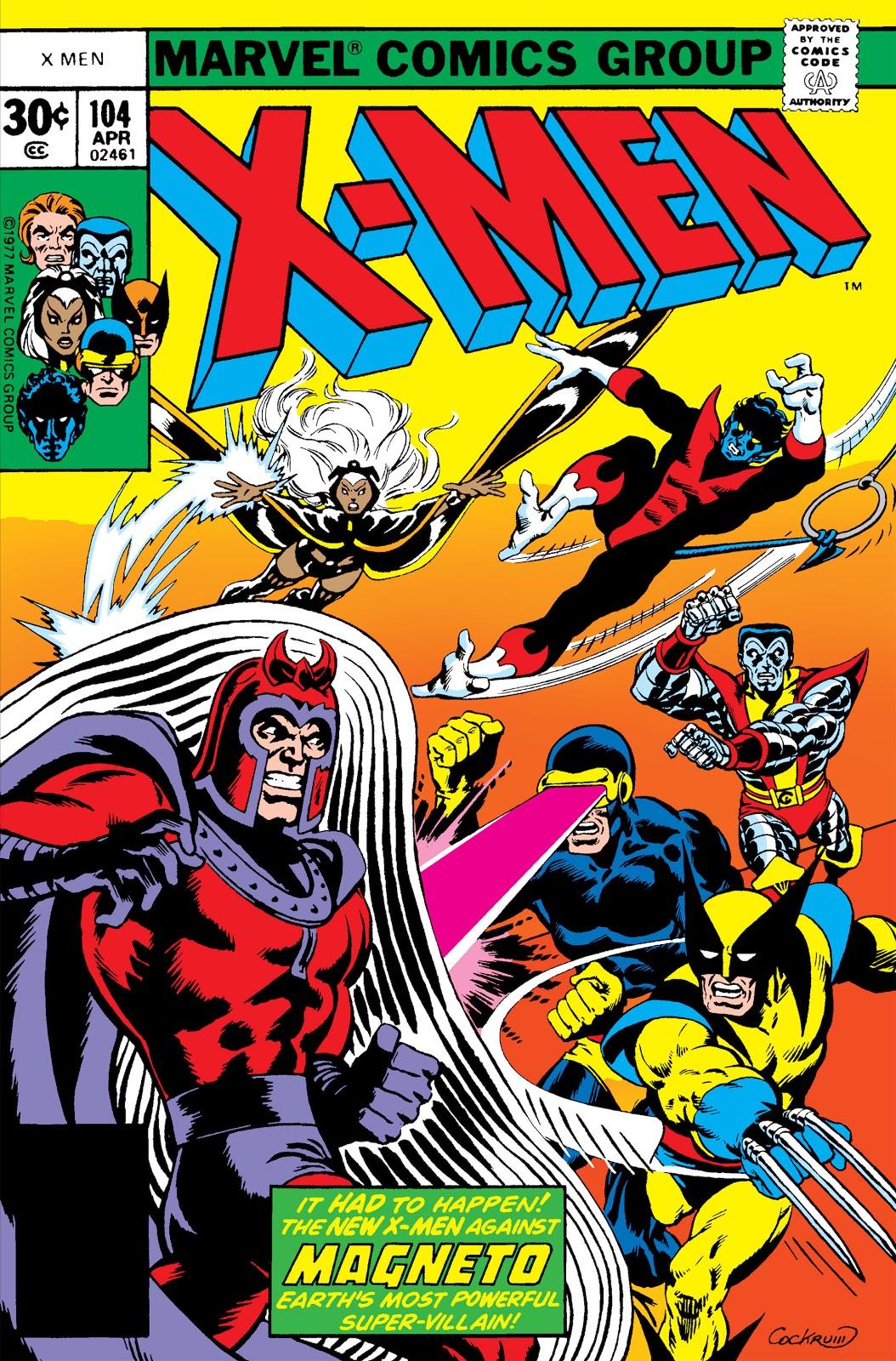 X-Men Vol 1 104