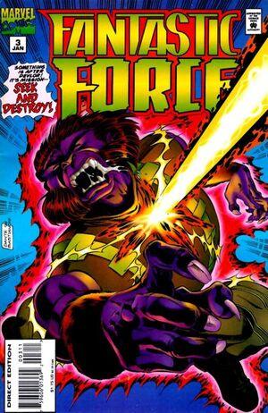 Fantastic Force Vol 1 3