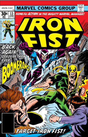 Iron Fist Vol 1 13