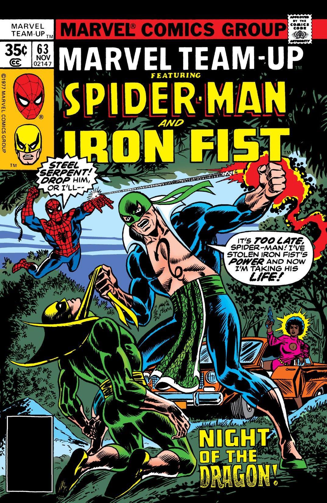 Marvel Team-Up Vol 1 63