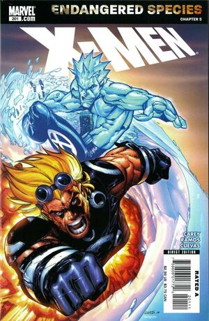 X-Men Vol 2 201