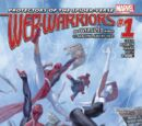 Web Warriors Vol 1 1
