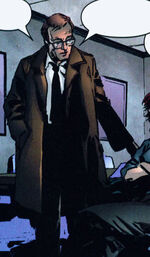 Ben Urich (Earth-58163) from The Pulse Vol 1 10 0001