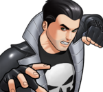 Frank Castle (Earth-TRN562) from Marvel Avengers Academy 003