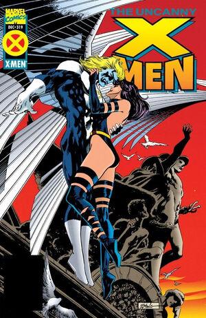 Uncanny X-Men Vol 1 319