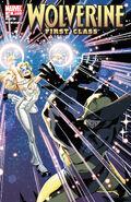 Wolverine First Class Vol 1 16