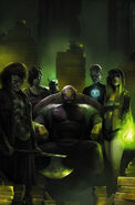 Avengers Undercover Vol 1 1 Textless