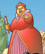 Red Queen (Earth-616) from Deadpool & the Mercs for Money Vol 1 1 001